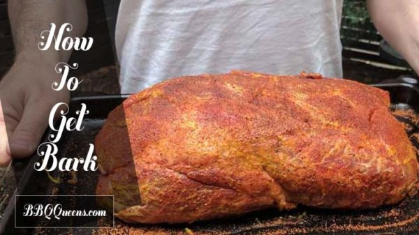 How does your rub affect the bark?